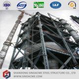 Sinoacme는 고층 조립식 무거운 강철 구조물 산업 빌딩을 조립식으로 만들었다