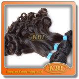Cabelo humano brasileiro Exntensions de Fumi do cabelo do Weave