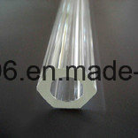Borosilicat-Glas-Profil-Gefäß u. Rod