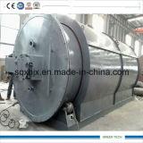 Borracha de uma pirólise de 12 toneladas para olear a máquina