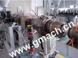 Pompe à engrenages de fonte d'extrusion pour la ligne d'extrusion de pipe de HDPE