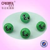 Children sveglio Button Can è in Different Color e in Design (H-1056-152PR)