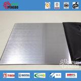 Placa de acero inoxidable de ASTM A240 310L (Uranus 65)
