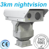 3 Km 야간 시계 장거리 PTZ 적외선 Laser 사진기