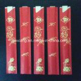 Logo personnalisé en vrac de haute qualité 24cm Chopstick OPP Pack