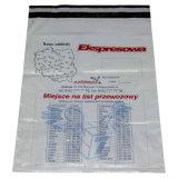 Sacchetti di plastica stampati abitudine a gettare del PE del corriere per trasporto (FLC-8604)