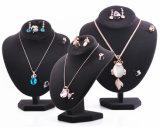 Atacado Regular Black Velvet Necklace Displays