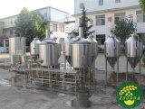 micro planta da cervejaria 200L