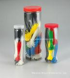 Self Locking Cable Ties (Nylon 66) White/UV Black