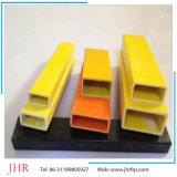 Fibra de vidrio del precio de Competetive rectangular y perfiles de la dimensión de una variable del ángulo