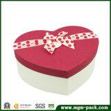 Boîte-cadeau de papier rigide d'emballage de carton d'anniversaire pour le produit de beauté