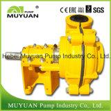 Charbon de qualité lavant la pompe lourde de boue de traitement minéral
