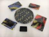 처분할 수 있는 인쇄 플라스틱 초밥 상자