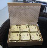 حارّ عمليّة بيع ورق مقوّى ورقة شاي صندوق, شاي يعبّئ صناديق