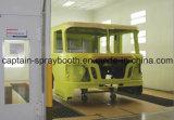 Grande macchina di rivestimento, cabina di spruzzo, stanza della pittura