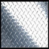 304物質的なステンレス鋼の浮彫りにされた版