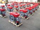 Motor de China, potencia diesel, motor diesel del solo cilindro y motor bajo de Pirce (S195)