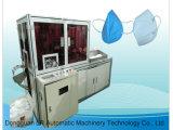 먼지 3D 접히는 노동 가면 기계를 만들기