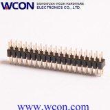 2.54mmの単一の二重列Pin