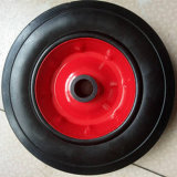 튼튼한 사용 무거운 짐 단단한 고무 바퀴
