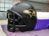 Il casco combinato gonfiabile mette in mostra la tenda del traforo