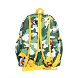 روضة أطفال تلميذ حقيبة رسم متحرّك طفلة حمولة ظهريّة لون تمويه [ميكي] [سكهوولبغ] ([غبسب665])