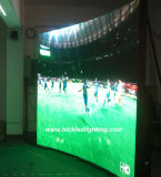 P6 en el interior de la publicidad Display de LED de color LED/ video wall