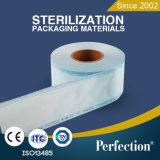 Documento medico e sacchetto impaccante di sterilizzazione della pellicola laminato pp