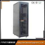 19 cabina expresada estante de la red de la puerta del servidor de la pulgada 18u-42u