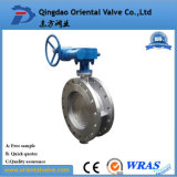 Pn10/16 Dn400 gebildet im China-Flansch-Drosselventil