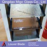Ontruim de Gekleurde Gekleurde Brons Gevormde Bladen van het Glas van het Venster van de Luifel