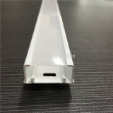 Il profilo del policarbonato della coestrusione per il mini libro del USB illumina l'alloggiamento