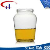 850ml de super Kruik van de Honing van het Flintglas (CHJ8075)