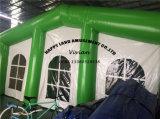 عال - درجة حرارة ختم صوف مربّع خيمة قابل للنفخ