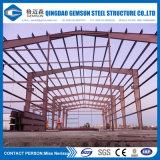 Costruzione di disegno che costruisce il gruppo di lavoro della tettoia del Workhouse dell'acciaio per costruzioni edili