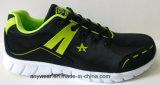Chaussures de course de confort des sports des hommes pulsant les chaussures (815-6335)