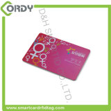 Cartão chave do hotel do smart card do PVC MIFARE 4K do Inkjet