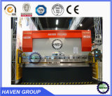 Verbiegende Maschine DER WC67K CNC-Presse-Bremse CNC-Platte