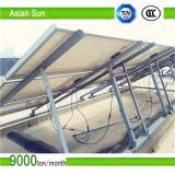 Supporti di attacco di alluminio del Carport del comitato solare, sistema solare 300W