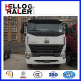 HOWO A7 6X4 420HP 디젤 엔진 트랙터 트럭