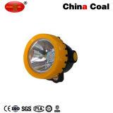 Lampe de chapeau de mineur de la haute énergie DEL de Kl3lm (G)