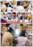 varredor facial da pele do analisador facial da pele 3D