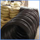 Fil recouvert d'acier au carbone noir doux pour la construction