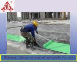 Membrana impermeabile autoadesiva modificata del bitume per tetto