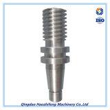 Usinagem CNC de grandes eixos de eixo espalhado por peças de aço SKD11