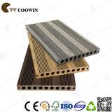 Le plastique de plancher de vinyle parquette le composé en bois WPC