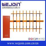 Sécurité routière. Barrière de stationnement, porte automatique, barrière automatique (WJDZ701)
