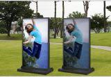 65inch piso al aire libre de pie LCD Kiosk