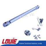 mola de gás da pressão da carga do comprimento 800n de 400mm