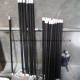 Elemento de calefacción de carburo de silicio de ED-forma más popular